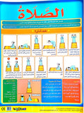 Salaah poster - The Islamic Kid Store