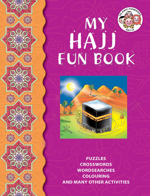 My HAjj fun book - The Islamic Kid Store