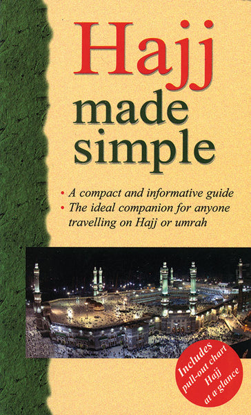 HAjj made Simple - The Islamic Kid Store
