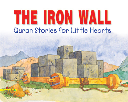 The Iron Wall - The Islamic Kid Store