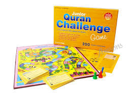 Junior Quran Challenge Game - The Islamic Kid Store
