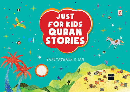 Just for Kids Quran stories - The Islamic Kid Store
