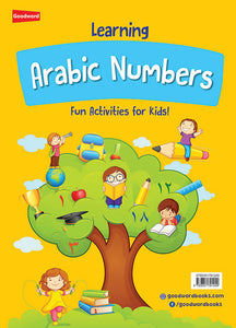 Learning Arabic Numbers - The Islamic Kid Store
