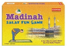MADINAH SALAT FUN GAME - The Islamic Kid Store