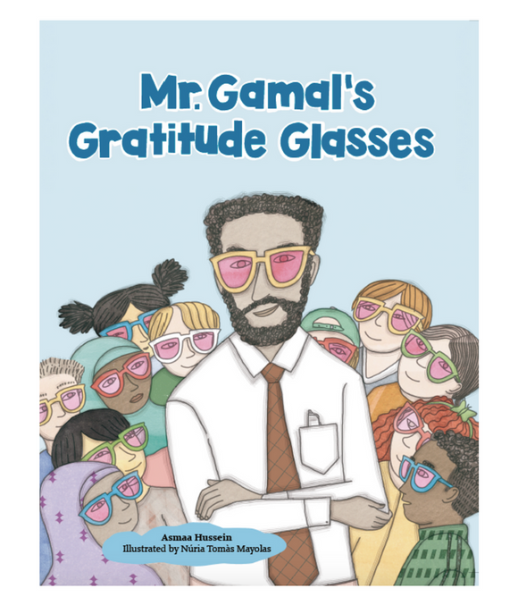 Mr gamals gratitude glasses
