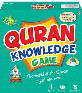 Quran Knowledge GAme - The Islamic Kid Store
