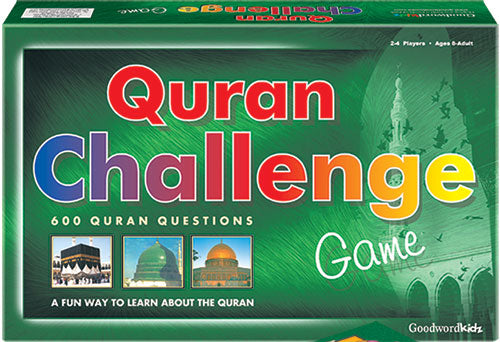 Quran Challenge Game - The Islamic Kid Store