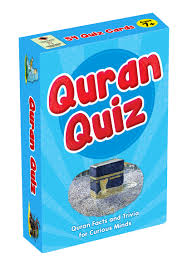 Quran quiz cards - The Islamic Kid Store