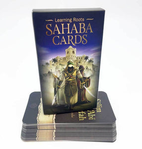 Sahaba cards - The Islamic Kid Store
