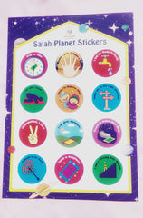 salah stickers