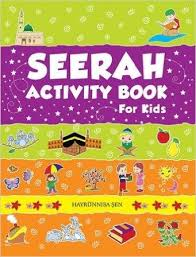 Seerah activity book for kids - The Islamic Kid Store