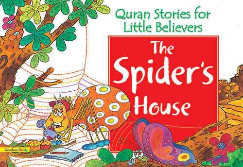 The Spider's House - The Islamic Kid Store