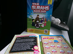 Your Surahs Made EAsy - 2 (Official and Only Distributor in India) - The Islamic Kid Store