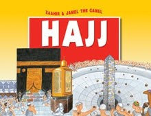Zaahir & Jamel the Camel at the Hajj (PB) - The Islamic Kid Store