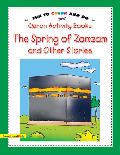 The Spring of Zamzam