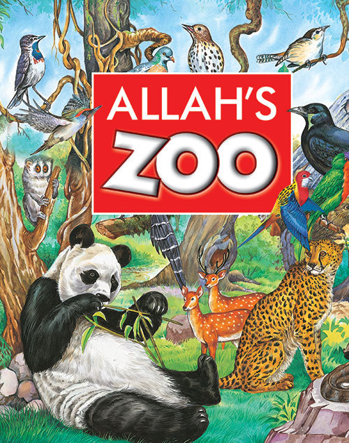 Allah's Zoo - The Islamic Kid Store