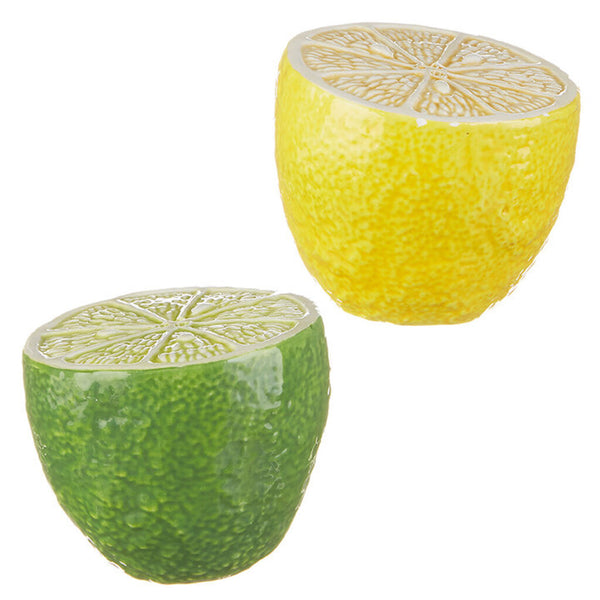 Lemon & Lime Salt & Pepper Shakers
