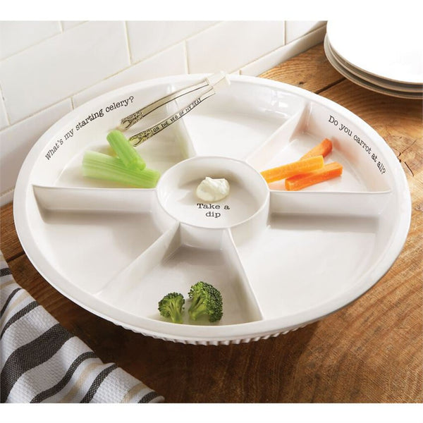 Mud Pie Veggie Dip Set