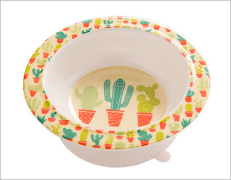 Happy Cactus™ Suction Bowl