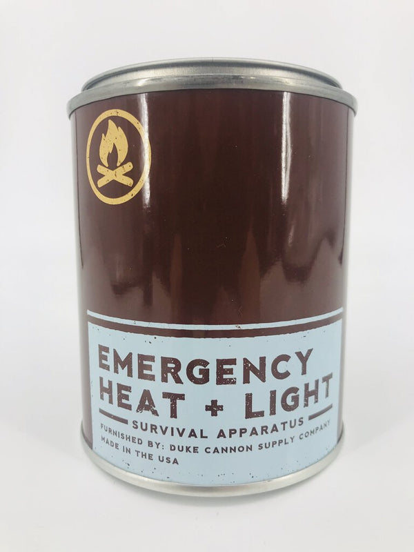 Emergency Heat + Light: Leaf and Leather