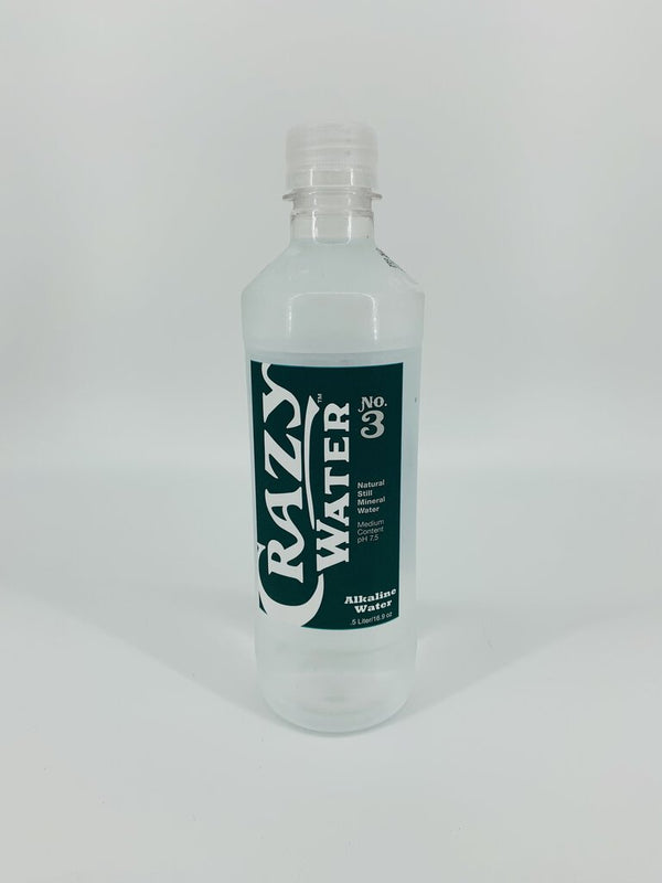 Crazy Water #3 .5 - Grab & Go