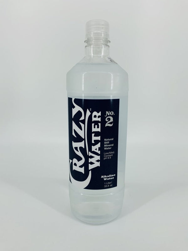Crazy Water #2 - Liter - Grab & Go