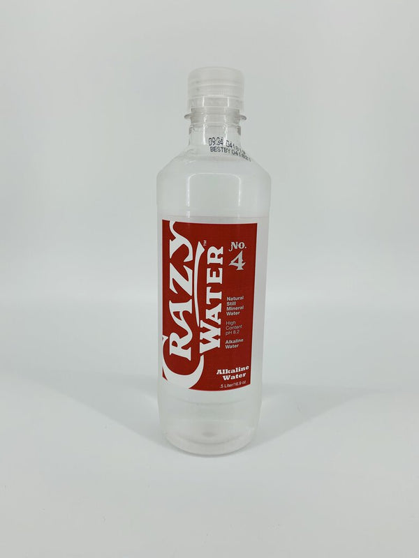 Crazy Water #4 .5 - Grab & Go