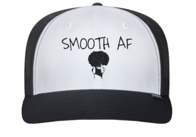 SMOOTH AF Trucker Hat