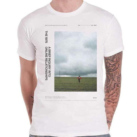 Billede af The 1975 ABIIOR Side Fields T-shirt