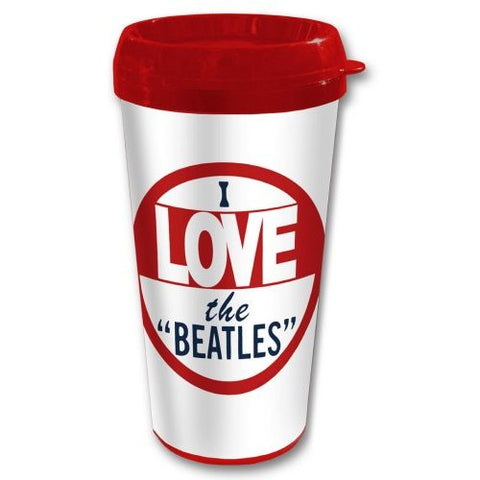 Billede af The Beatles I Love The Beatles Termokop
