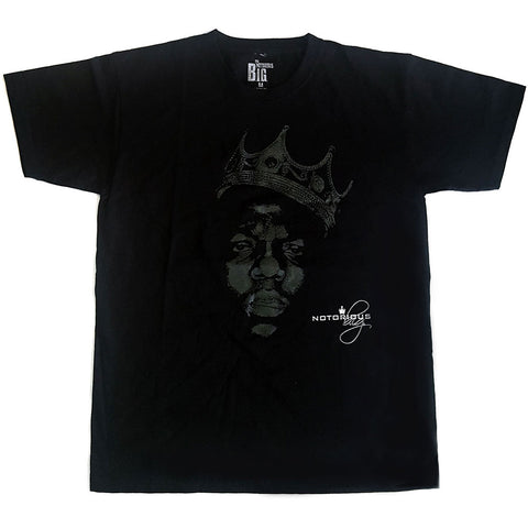 Billede af The Notorious B.I.G. Green Crown T-shirt