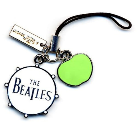 Billede af The Beatles Drum/Apple Mobil charm