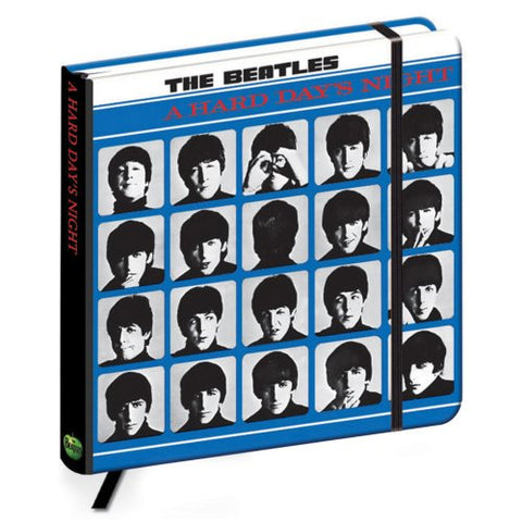 Billede af The Beatles Hard Days Night Notesbog