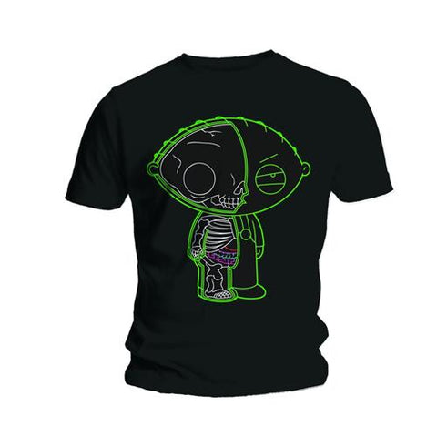 Billede af Family Guy Stewie X-ray T-shirt