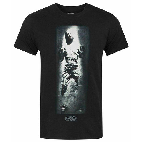 Billede af Star Wars Han in Carbonite T-shirt