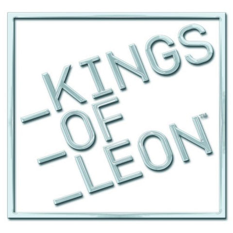 Billede af Kings of Leon Block Logo Badge