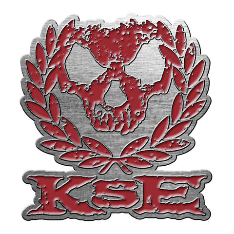 Billede af Killswitch Engage Skull Wreath Badge