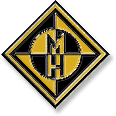 Billede af Machine Head Diamond Logo Badge