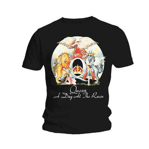 Billede af Queen A Day At The Races T-shirt