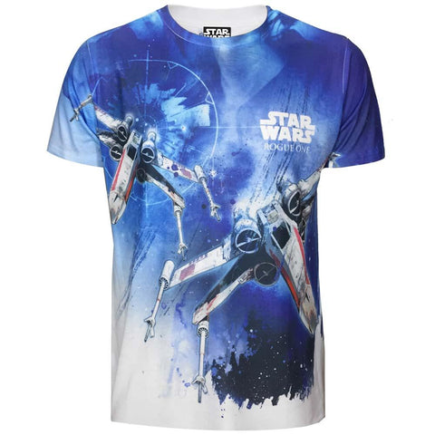 Billede af Star Wars Rogue One X-Wing T-shirt