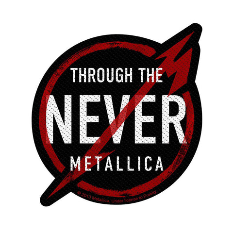 Billede af Metallica Through the Never Tøjmærke