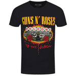 Billede af Guns N' Roses Welcome to the Jungle T-shirt