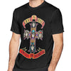 Billede af Guns N' Roses Appetite for Destruction T-shirt SORT