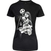 Billede af Disney The Nightmare Before Christmas Simply Meant To Be T-shirt til kvinder