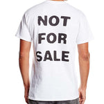 Billede af Kanye West Not For Sale T-shirt back
