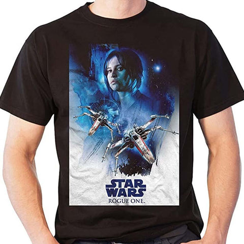 Billede af Star Wars Rogue One Jyn X-Wing 01 T-shirt