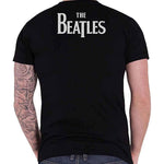 Billede af The Beatles 3 Savile Row T-shirt back