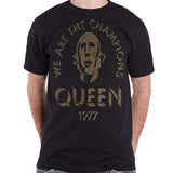 Billede af Queen We Are The Champions T-shirt