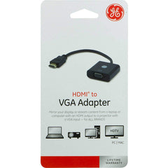 GE 33588 HDMI to VGA Adapter - Laptop King
