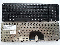 Replacement Keyboard for HP/Compaq Pavilion HP EliteBook HP Envy Compaq Presario - All Models Available - ***1 Year Warranty*** LaptopKing Keyboard (hp dv6-6000, Black) - Laptop King